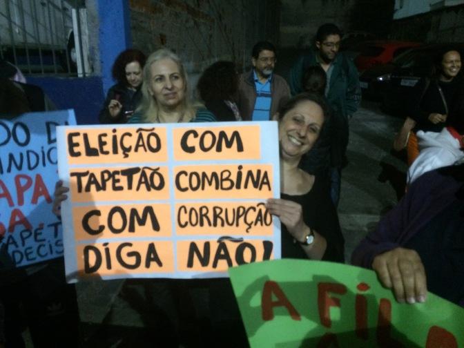Processo de 2 milhões de reais contra integrantes da chapa 1 pode revelar uma LAVA A JATO do movimento sindical