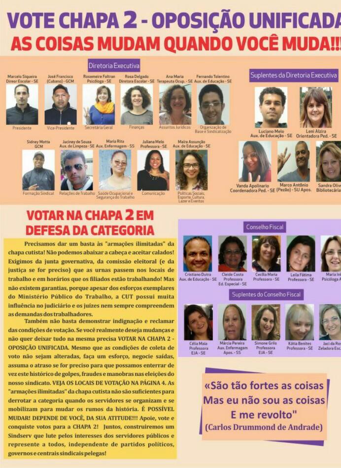 Jornal da CHAPA 2 - página 2