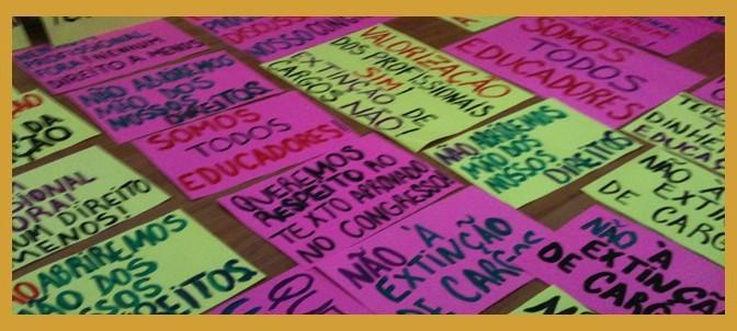 Manifesto: Somos TodosEducadores!